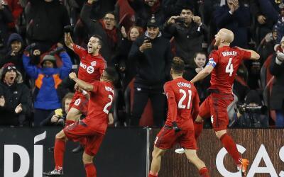 Toronto FC clasifica a la semifinal de los playoffs