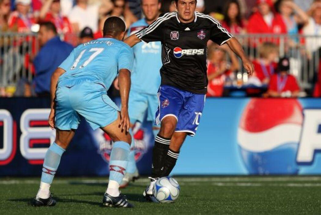 Comandados por Cuauhtémoc Blanco y David Beckham las estrelas de la MLS...