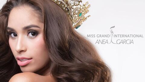 Anea García, Miss Grand International 2015,  fue descoronada