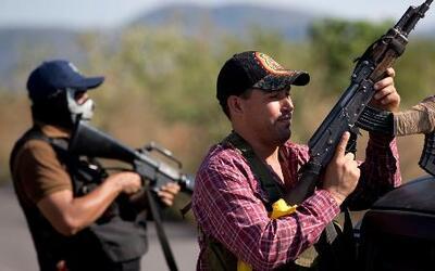 """Cae un líder de """"Los Caballeros Templarios"""" en Michoacán"""