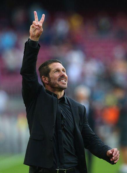 También es el cuarto título que consigue el 'Cholo' Simeone al frente de...