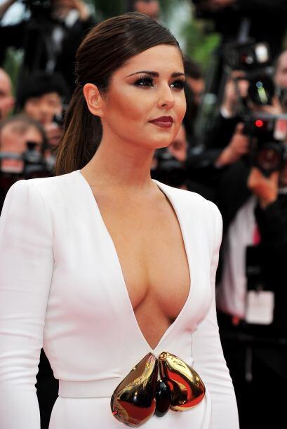 La guapísima inglesa Cheryl Cole ocupa el casillero número...
