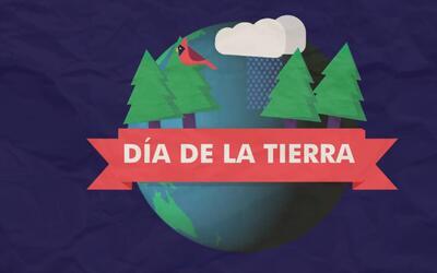 Desde cuando celebramos el Día de la Tierra