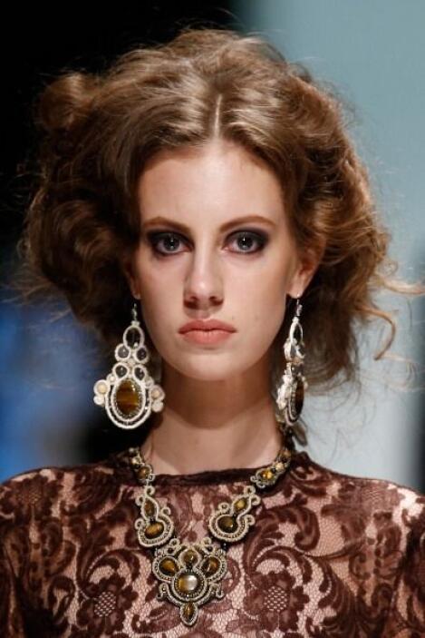 Si eres más alocada lleva todo mega grande y llamativo para imponer moda...