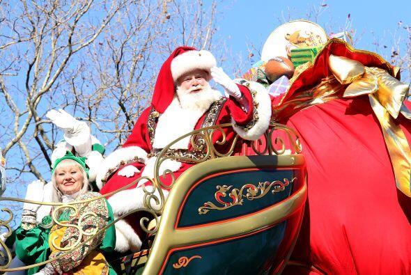 Santa debe responder millones de peticiones cada año y quiere que todos...