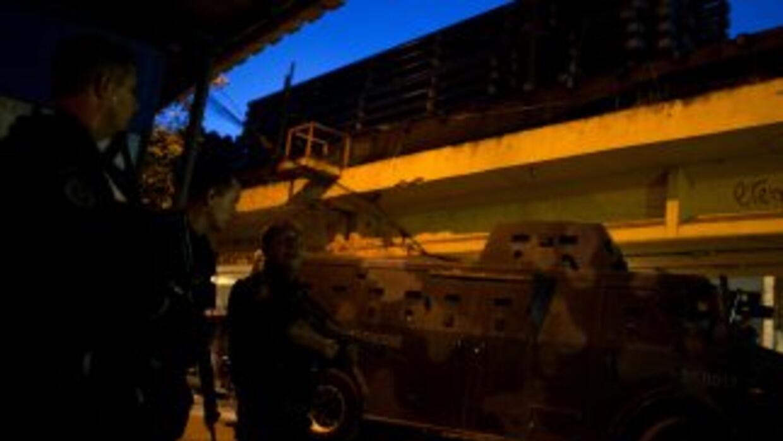 Policía brasileña (Imagen de archivo).