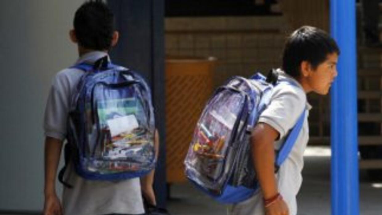 Niños mexicanos. (Imagen de Archivo).
