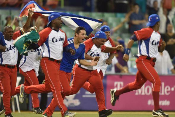 Esto no ocurre desde que la República Dominicana copó las ediciones de 1...