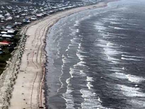 Este es el primer huracán que se forma en junio en el Atlá...