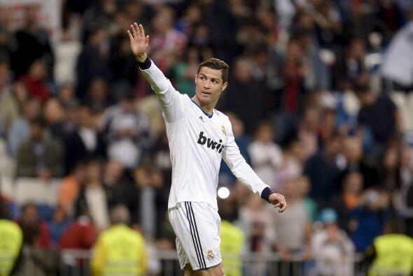 Hace tiempo que Cristiano Ronaldo se deshizo de la falsa leyenda que le...