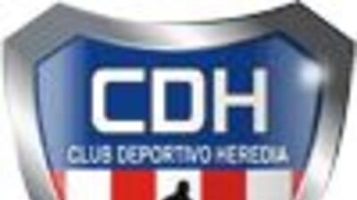 Logo del Deportivo heredia