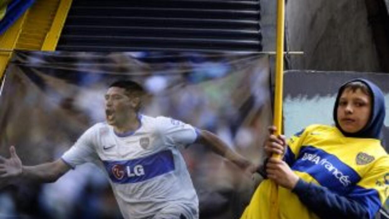 La novela de Juan Román Riquelme no cesa, el jugador volvió a Boca y fue...