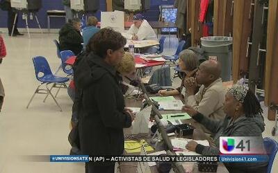 Preocupación ante poca participación política de hispanos