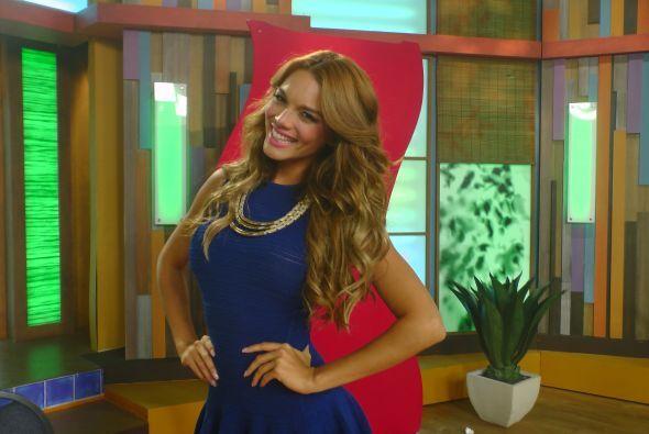 Este miércoles la guapa modelo y actriz puertorriqueña, Zuleyka Rivera s...