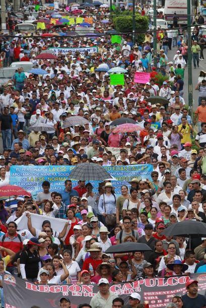 El ayuntamiento de Acapulco, la ciudad más importante de Guerrero, esper...