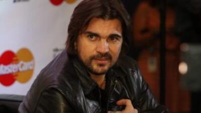 El colombiano Juanes recibirá el Premio al Liderazgo Humanitario Disting...
