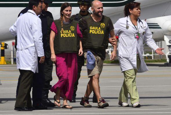 Al citar algunos testimonios que le dieron los dos españoles, Gua...