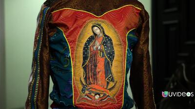 La Virgen de Guadalupe, una moda que inspira las pasarelas