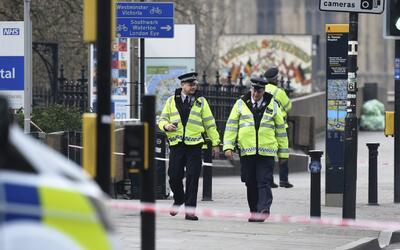 Revelan identidad del sospechoso que habría atacado el centro de Londres