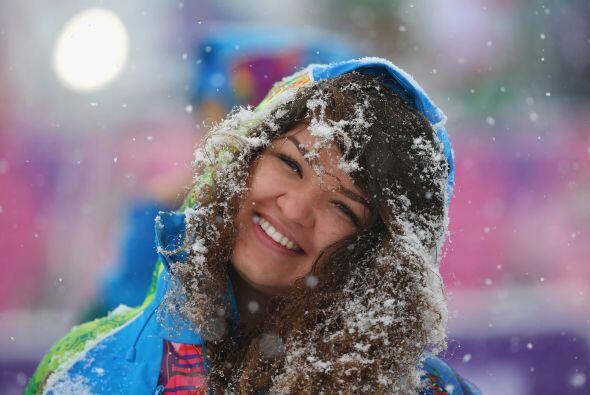 La belleza presente en Sochi durante los Juegos Paralímpicos de Invierno.