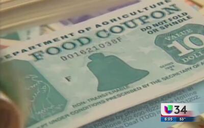 Nuevo requisito para beneficiaros de estampillas de comida