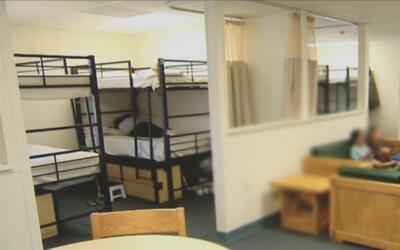 Primer centro de detención para indocumentados que se construirá durante...