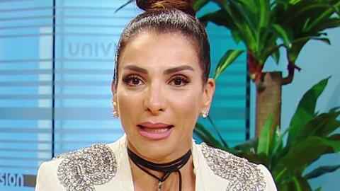 Maggie Jiménez rompió en llanto al hablar de la anorexia que sufrió su hija