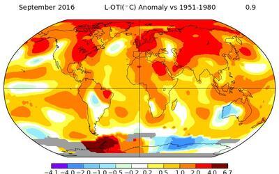 Confirmado: 2015 fue el año más caluroso desde que se tienen registros s...