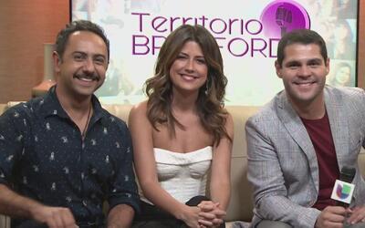 Tres actores de 'El Chapo' nos cuentan por qué no hay que perderse esta...