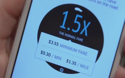 Prepárese para pagar más por su próximo traslado en Uber