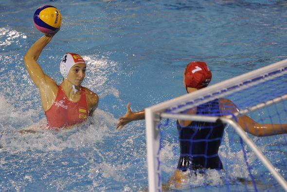 El segundo finalista saldrá del encuentro que disputarán España ante Hun...