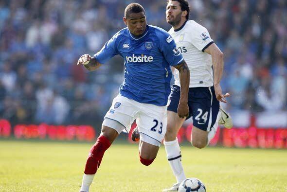 Por su parte, el Aston Villa visitó al Portsmouth.