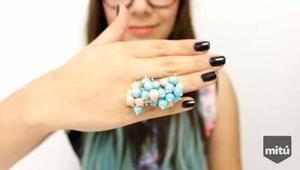 Haz tus propios anillos de manera fácil y rápida