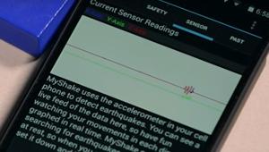 """Aplicación """"MyShake"""" alerta segundos antes de que llegue un terremoto"""