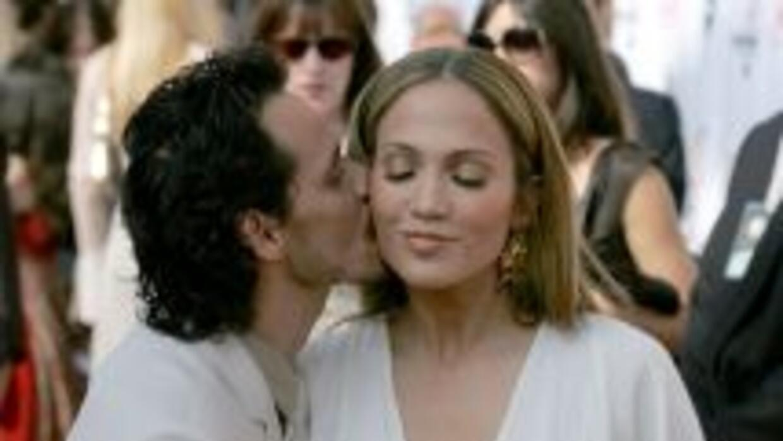 La cantante y Marc Anthony finalizaron sus siete años de matrimonio en 2...