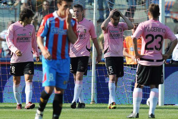 Por su parte, el Palermo sumó otra negativa derrota.