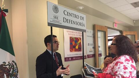 El Centro de Defensoría ofrece asesoría legal gratu&iacute...