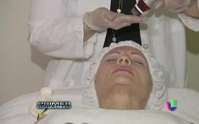 Nuevo tratamiento de belleza, el Ferulac Peel, usa la nano-tecnología