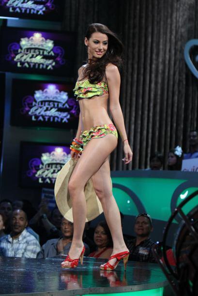 Si la has seguido desde el inicio de Nuestra Belleza Latina, estar&aacut...