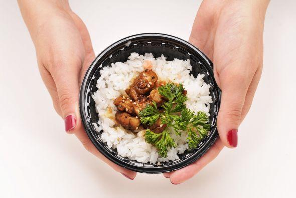 Otra forma de disfrutar de las delicias orientales es probar los Donburi...