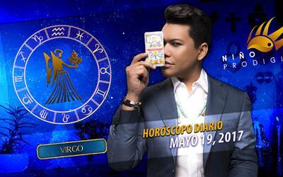 Niño Prodigio - Virgo 19 de mayo 2017