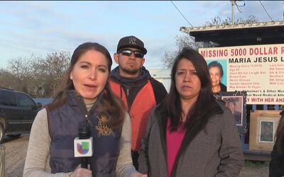 Familiares y seres queridos piden ayuda de la comunidad para encontrar a...
