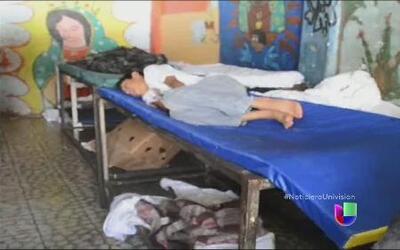 Investigan suicidio de cuatro niños del albergue de Mamá Rosa