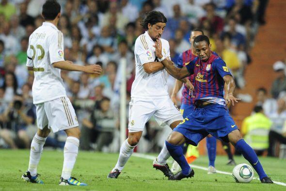El juego arrancó con un Barcelona irreconocible y un cuadro 'mere...