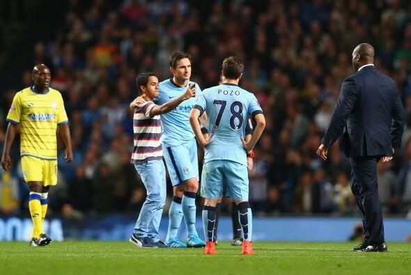 En el juego en el que el Manchester City derrotó 7-0 al dé...