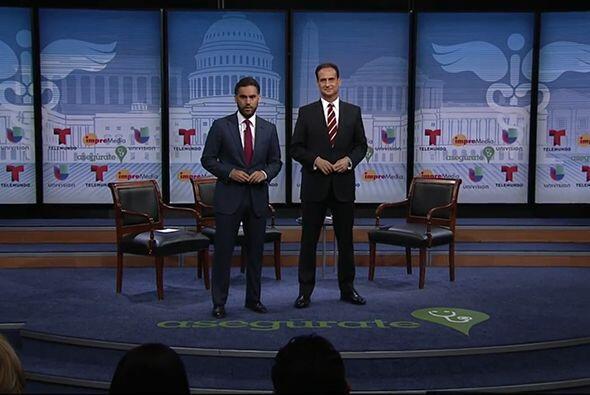 """El Foro, denominado """"Tu Salud y La Nueva Ley: Conversación con el Presid..."""