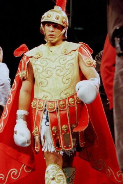 Su rápidez en el ring y su estilo extravagante lo hicieron único.