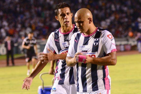 Monterrey se iría de su cancha con la derrota pese a tener la oportunida...