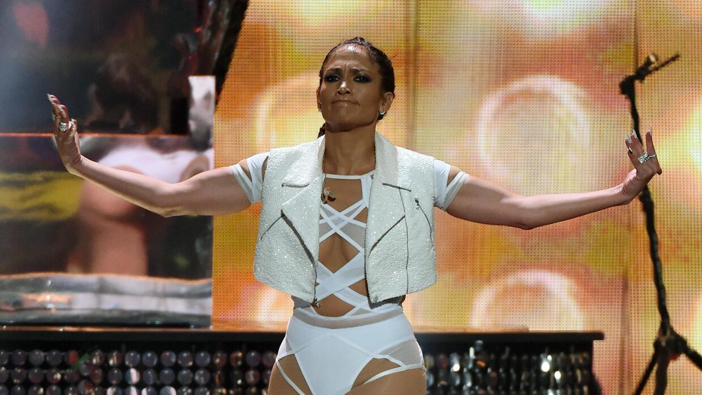 Jennifer López regresa en mayo a presentar su espectáculo en Las Vegas....