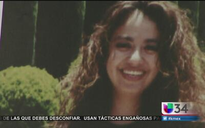 Reabren caso de joven desaparecida hace 16 años